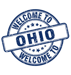 Welcome to ohio vector