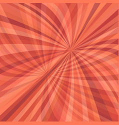curved ray burst background - design from curved vector image