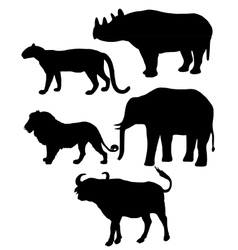 Big five vector