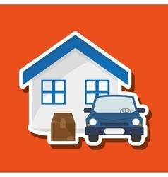 Delivery icon design vector