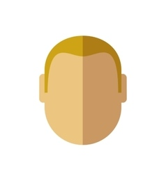 Man male avatar person icon vector