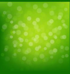 Green glitter background vector