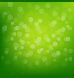 green glitter background vector image vector image