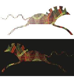 pop horse vector image