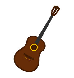 charango music instrument icon isolated vector image