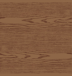 brown wood texture background in square format vector image