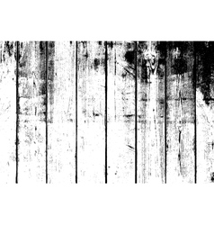Distress wooden planks vector