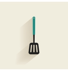 Abstract kitchen tool vector