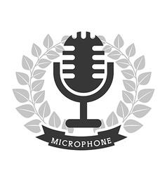 sound pictogram vector image
