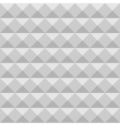 Acoustic foam wall soundproofing Seamless vector image vector image