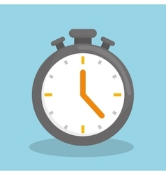 Clock timer graphic vector