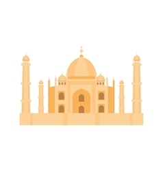 Cathedral churche temple building vector