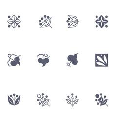 Set of decorative borders vector