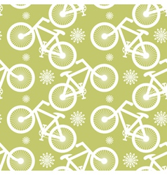 Bicycles vector