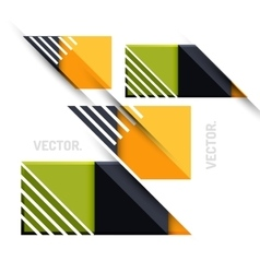 Minimal abstract background vector