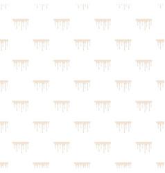 Flowing milk pattern vector