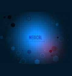 Medical health care pharmacy concept template vector