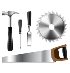 tool kit vector image vector image