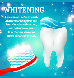 Tooth whitening 1 vector