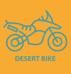 Bike logo template vector