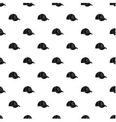 Cap pattern vector
