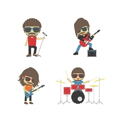 116rock band2 vector