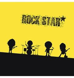 117rock poster2 vector image