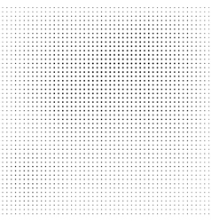 Set of halftone dots vector