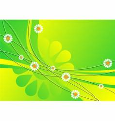 Spring abstract background vector