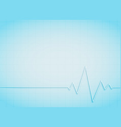 Clean medical and healthcare background with vector