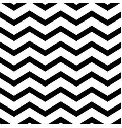 Zigzag wave geometric lines seamless vector