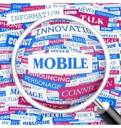 Mobile vector