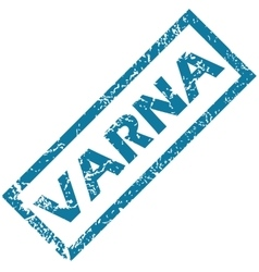 Varna rubber stamp vector