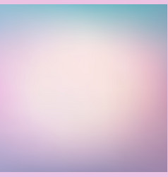 blur abstract background designcolorful vector image vector image