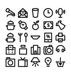 Shopping icon 5 vector