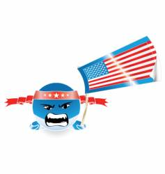 patriotism vector image