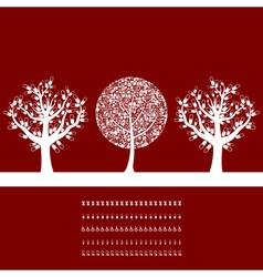 Tree medicine2 vector image