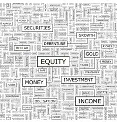 Equity vector