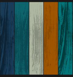 Wooden textures set vector