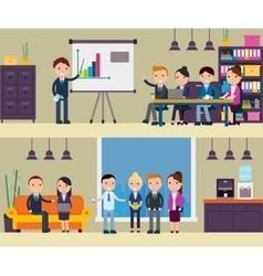 Business negotiation composition vector