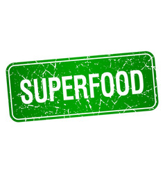Superfood vector