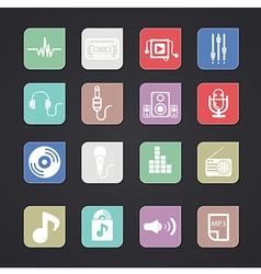 Media Entertainment vector image