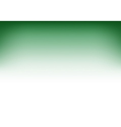 White Emerald Green Gradient Background vector image