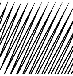 Monochrome geometric pattern vector