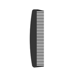 Comb icon hair salon and barber shop design vector