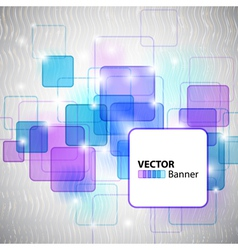 Colorful Banner vector image vector image