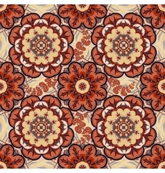 Seamless tiled pattern royal luxury classical vector