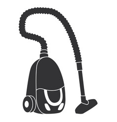 vacuum appliance isolated icon vector image
