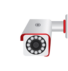 Ai10 cctv object big security vector