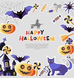 digital silver purple happy vector image